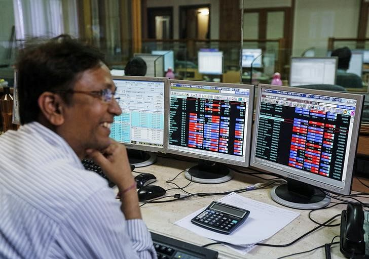 Bull Run Continues On Dalal Street; Sensex, Nifty Settle At Record Highs