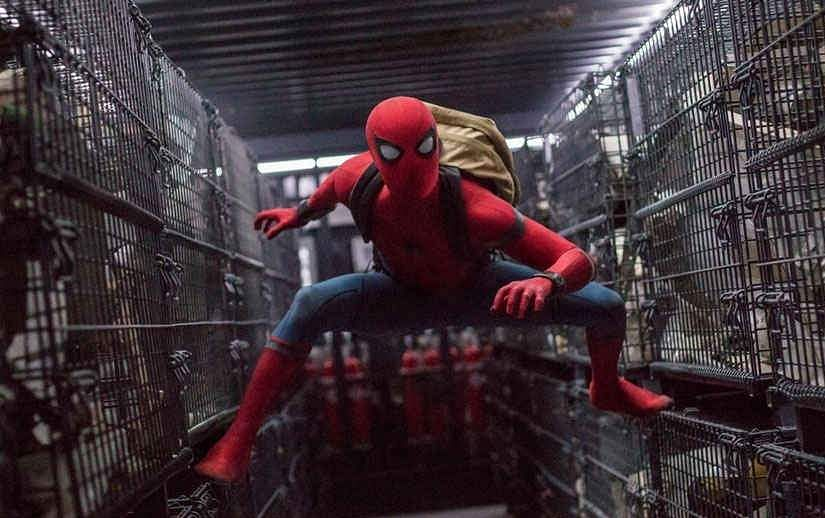 Spider-Man: Homecoming tops USA box office