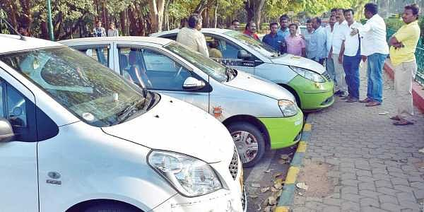 On the other hand, auto drivers admit that they are facing the heat after the entry of app-based cabs and Metro rail.