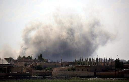 Syrian military denies rebel downing of warplane