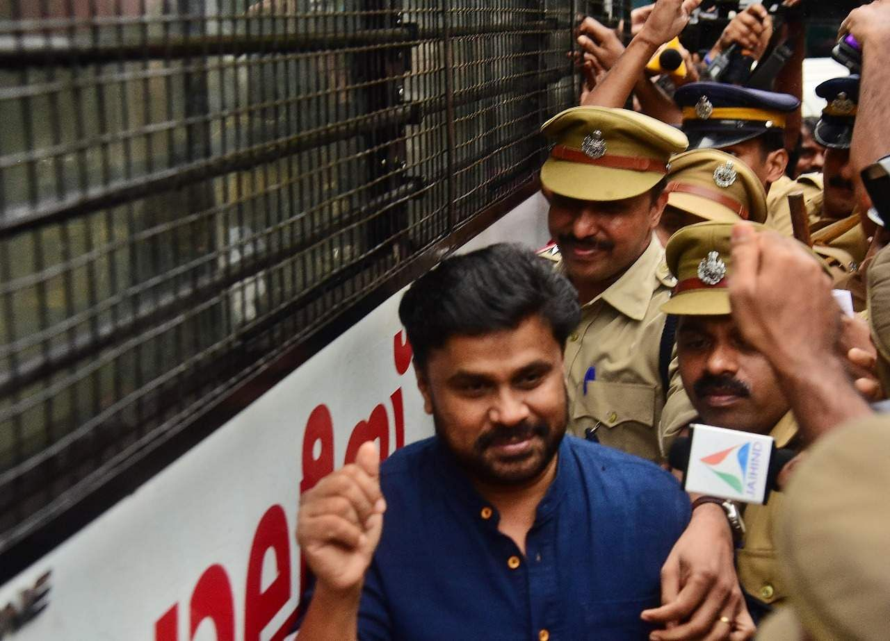 Malayalam actress molestation case: Actor Dileep arrested on conspiracy charges