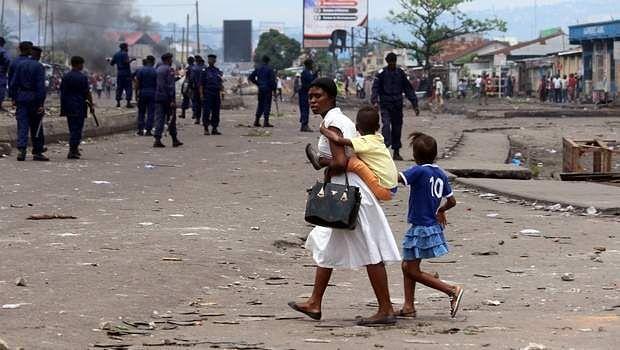 U.S. urges sanctions over DR Congo violence, election delays
