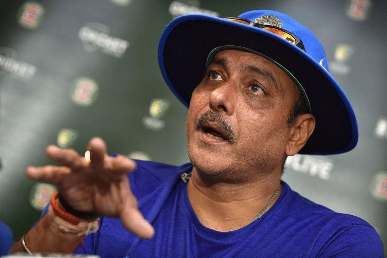 Shastri appointed as India head coach
