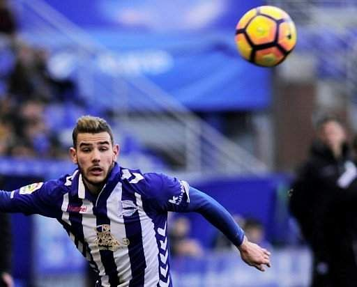 Theo Hernandez thrilled with Real Madrid move