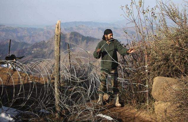 Pakistan Violates Ceasefire In J&k's Kupwara, 2 Jawans Martyred