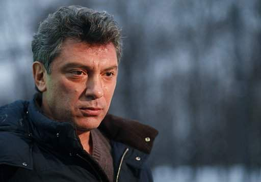 Five Chechens jailed in Nemtsov murder case