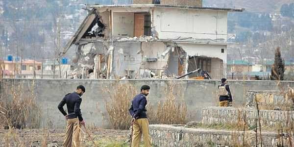 The Abbottabad Residence Where Bin Laden Was Gunned Down