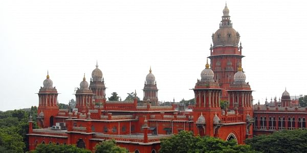 Madras High Court. (File photo)