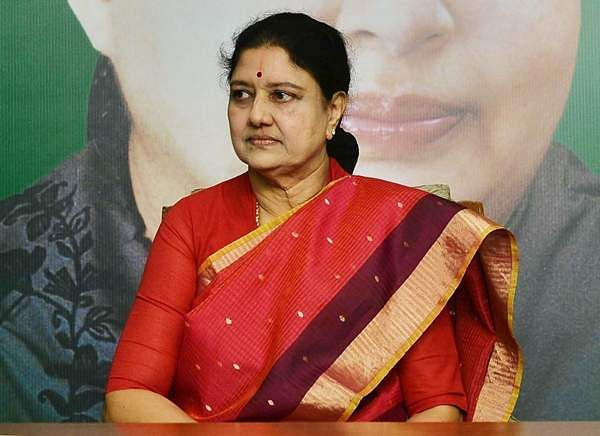 Royal treatment for Sasikala in jail