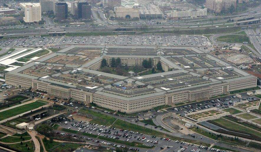 Head of Isis in Afghanistan killed by United States air strike, Pentagon says