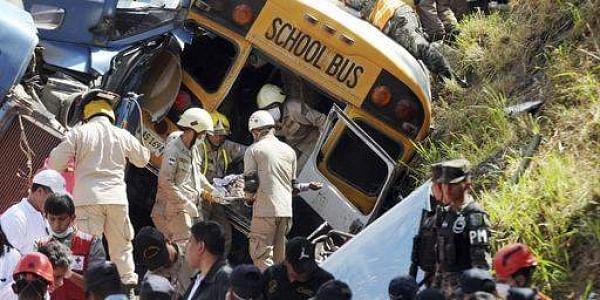 Representational image, Honduras, bus accident, AP