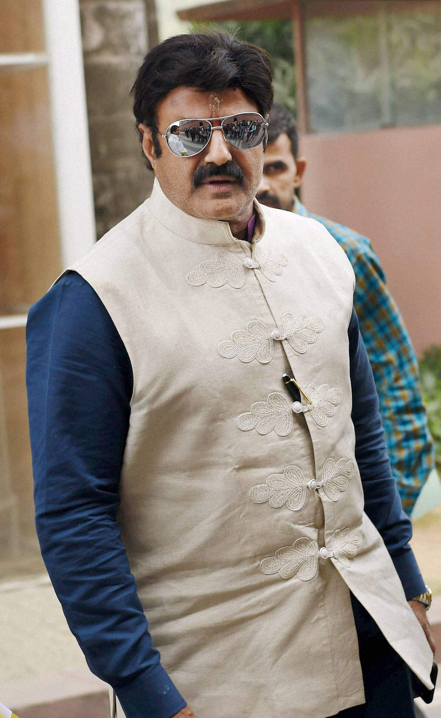 Nandamuri Balakrishna