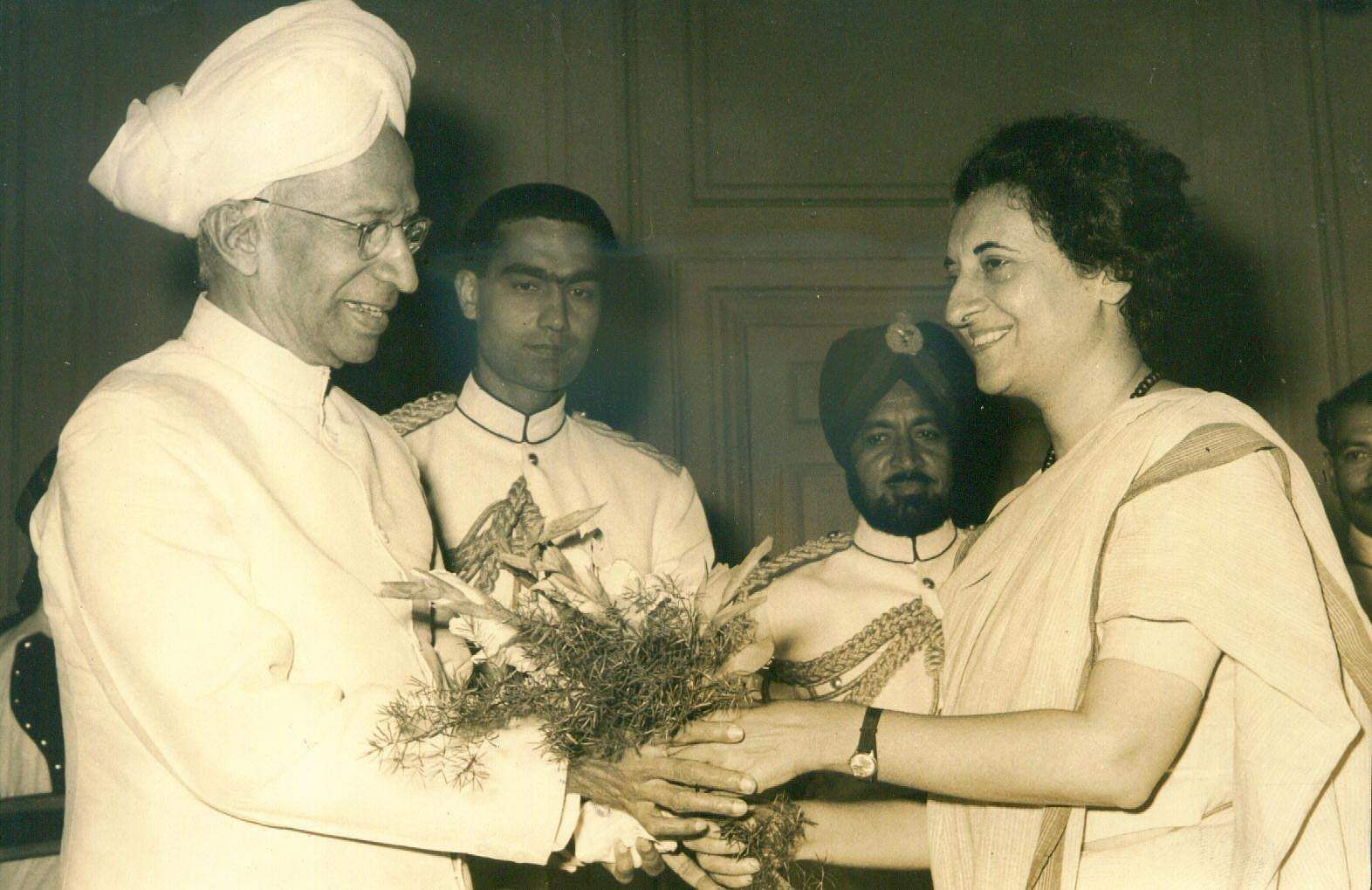 Indira Gandhi's tenure as the Indian PM from 1966- 77, and 1980- 84, it was imposed for a total of fifty times.