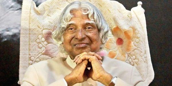 Dr A P J Abdul Kalam | File Photo