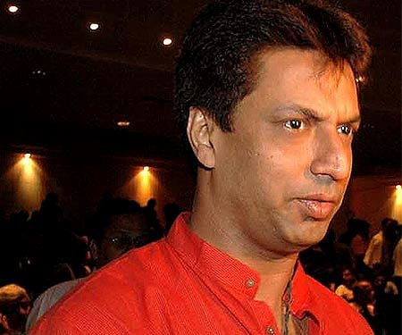 Nagpur city Congress chief Vikas Thakre, said, 'We wanted to meet Bhandarkar and know as to why he was not showing the movie to the concerned Congress leaders. What is he hiding?