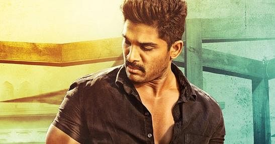 Tollywood Actor Allu Arjun. | EPS