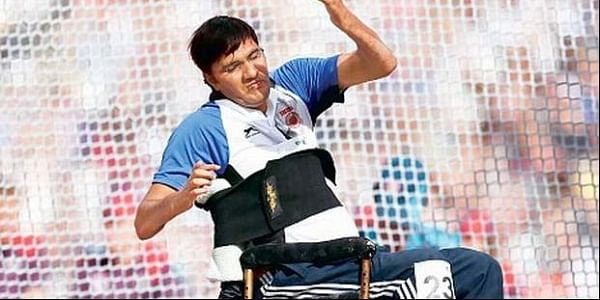 Earlier, Sundar Singh Gurjar had won a gold in men's javelin throw F46 on July 14.
