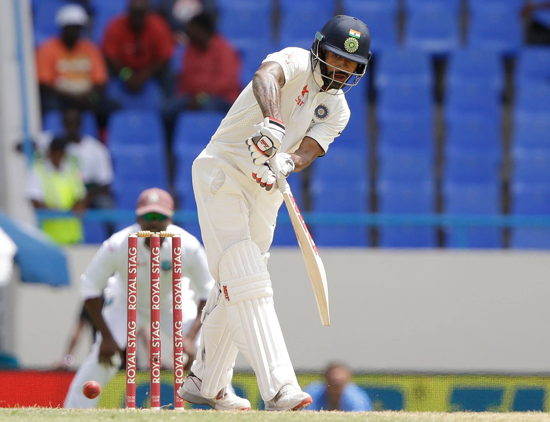 Shikhar Dhawan replaces injured Murali Vijay for SriLanka tour