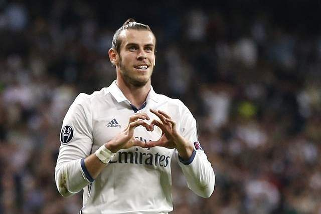 Why I'll not leave Madrid for Manchester United - Gareth Bale