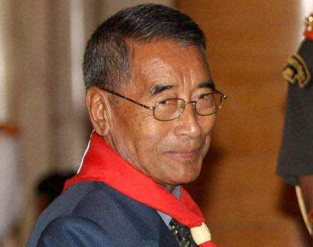 TR Zeliang Appointed New Chief Minister of Nagaland