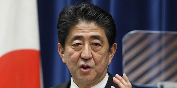 Japan's Prime Minister Shinzo Abe (File   AP)