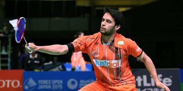Indian badminton star Parupalli Kashyap |AFP