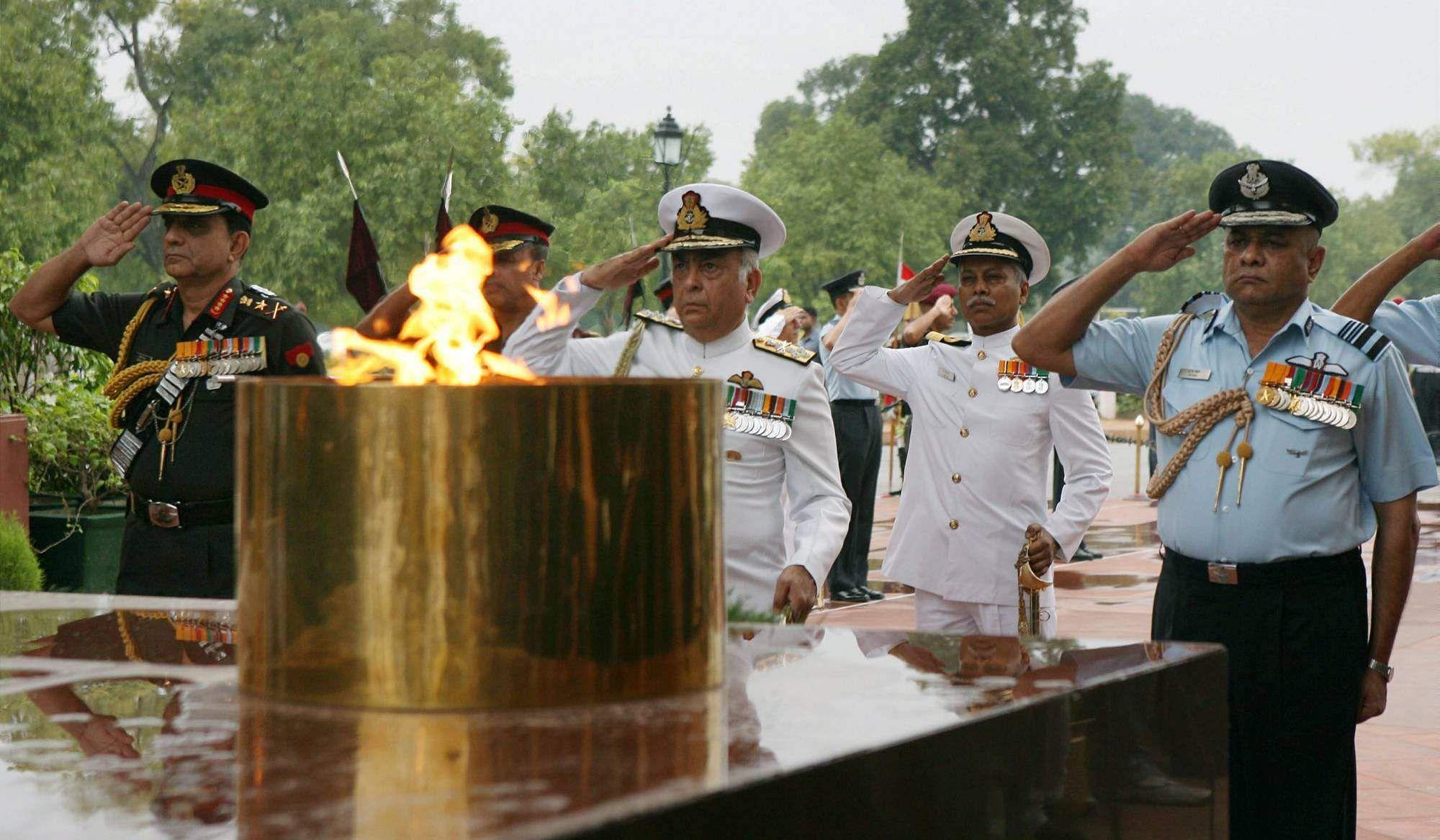 Remembering the bravehearts on 19th Kargil Vijay Diwas- The