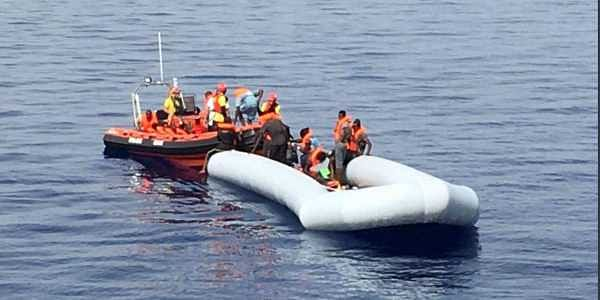 More than 2,370 people have died since January attempting the perilous crossing, the UN refugee agency said.
