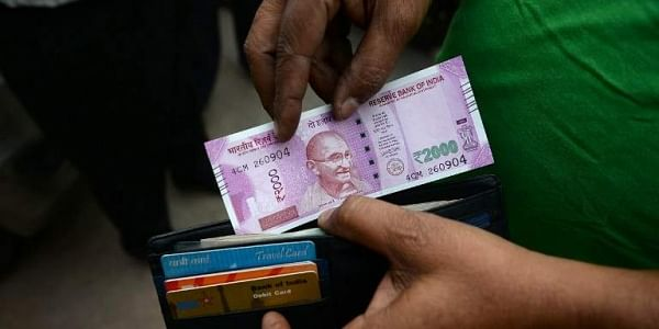 Transactions through debit and credit cards rose by merely seven per cent post demonetisation| AFP File Photo