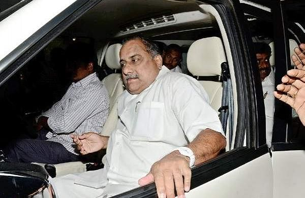 Kapu leader Mudragada Padmanabham  | Express photo