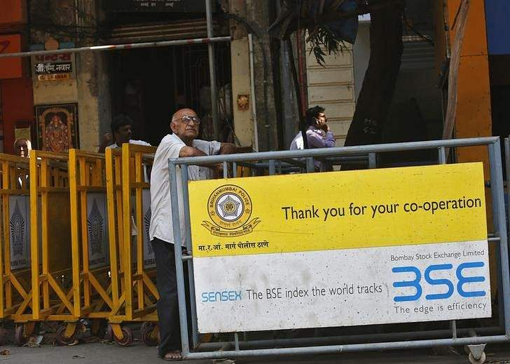 Sensex surges 260 points; Nifty above 10100 mark