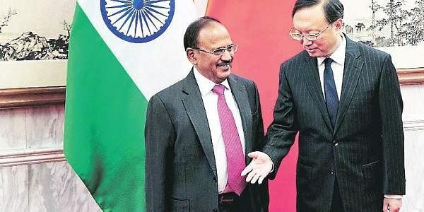 However, the Chinese official media has been carrying a blistering campaign accusing India of trespassing into the Chinese territory.