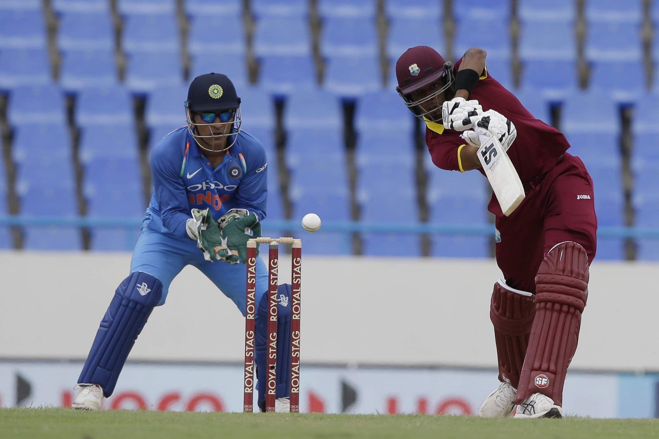 Image result for roston chase ODI batting