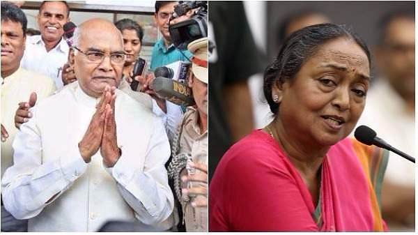 Kovind, Meira in presidential contest after last day of nomination withdrawal