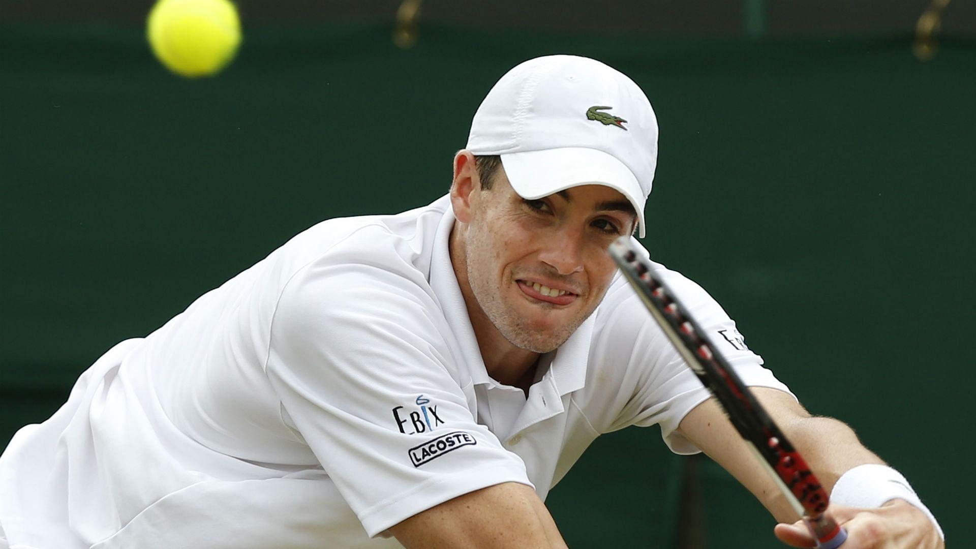 Gilles Muller in Atlanta Open semi final