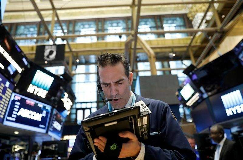 Tech stocks go haywire in $123.47 Nasdaq glitch