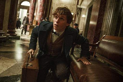 'Fantastic Beasts' sequel begins filming, new characters and plot revealed
