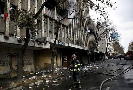 Seven confirmed dead in Joburg building fire