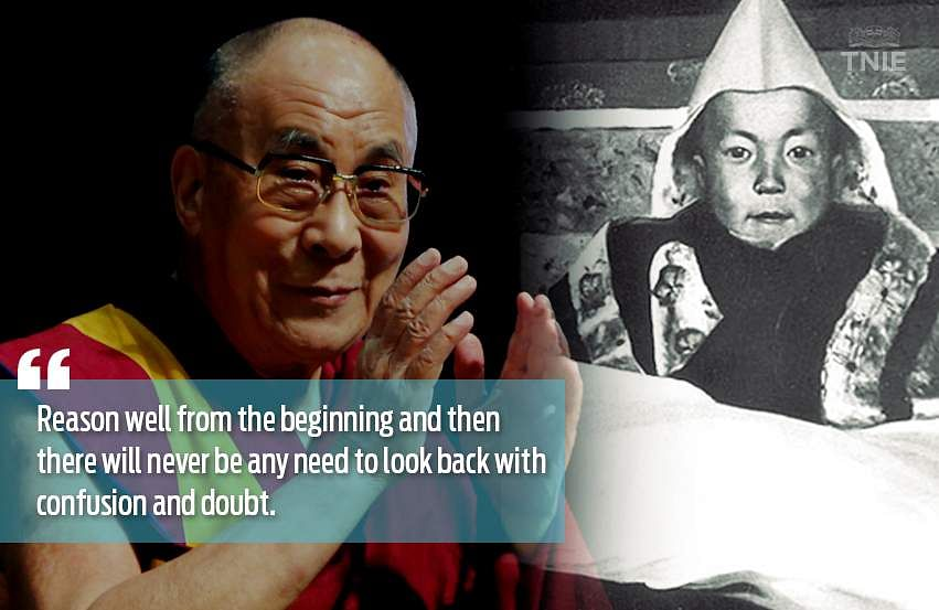 Recalling 10 Best Quotes Of Dalai Lama On His 82nd Birthday The New Indian Express