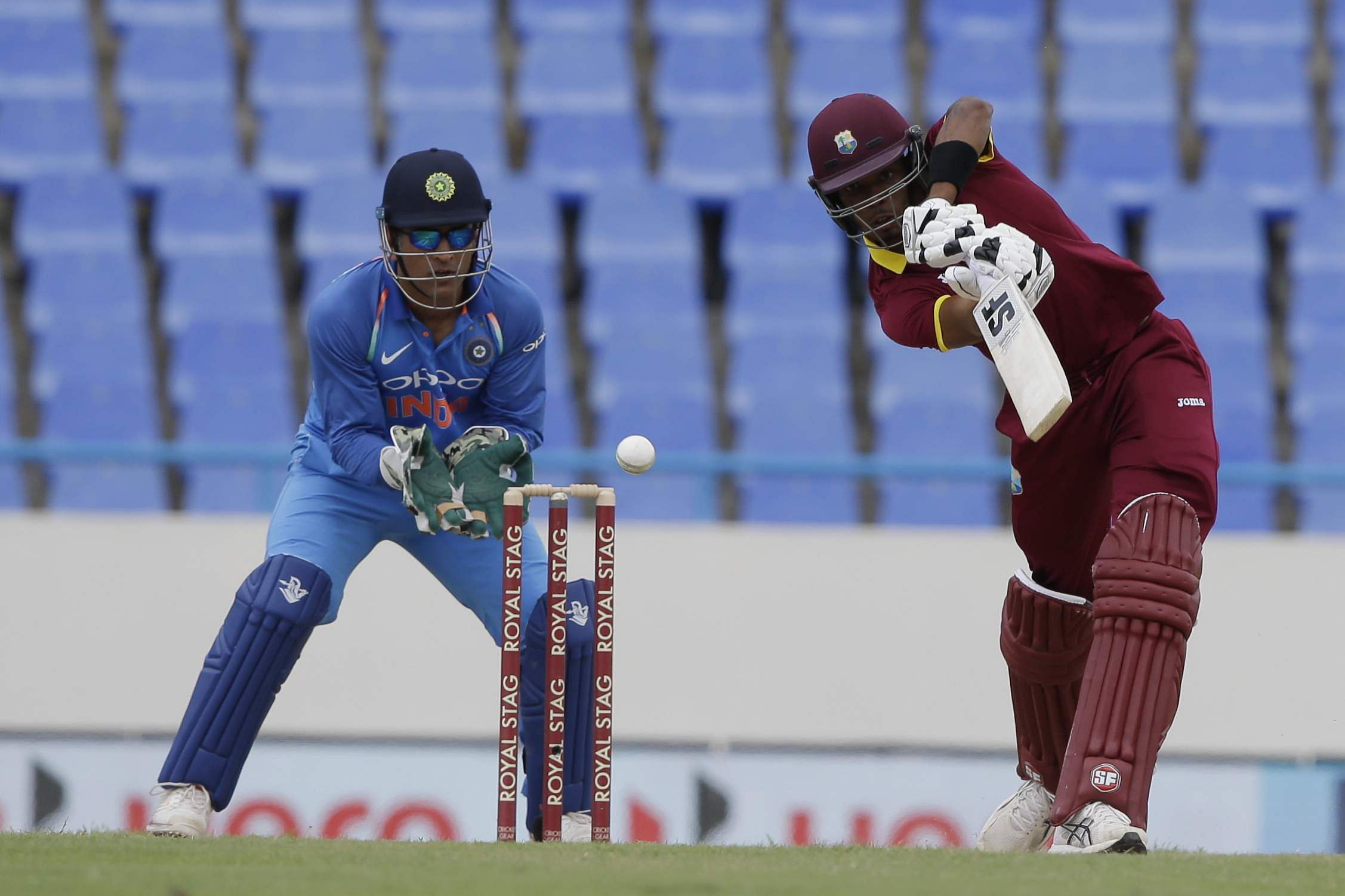 Lewis joins elite company as Windies beat India in Twenty20