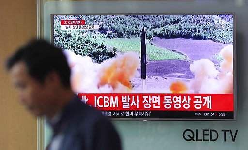 Singapore condemns North Korea's long-range missile test