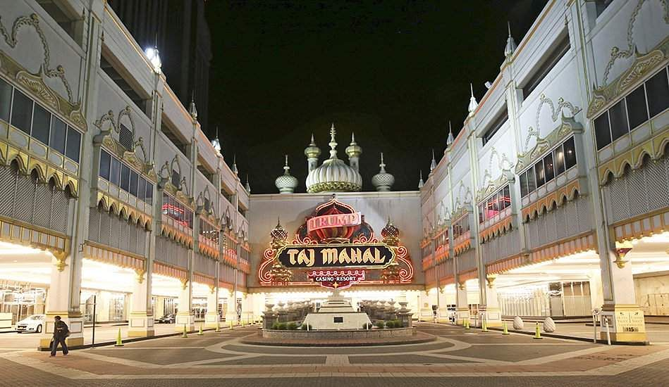 Here's What's for Sale at the Trump Taj Mahal Liquidation