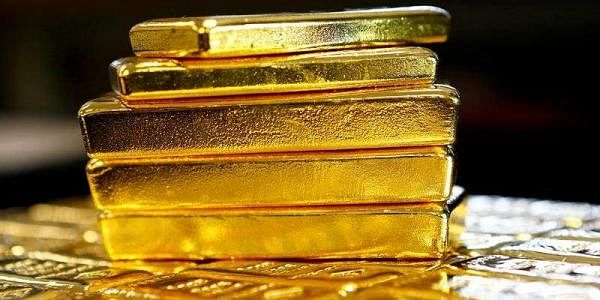 Gold bars | REUTERS