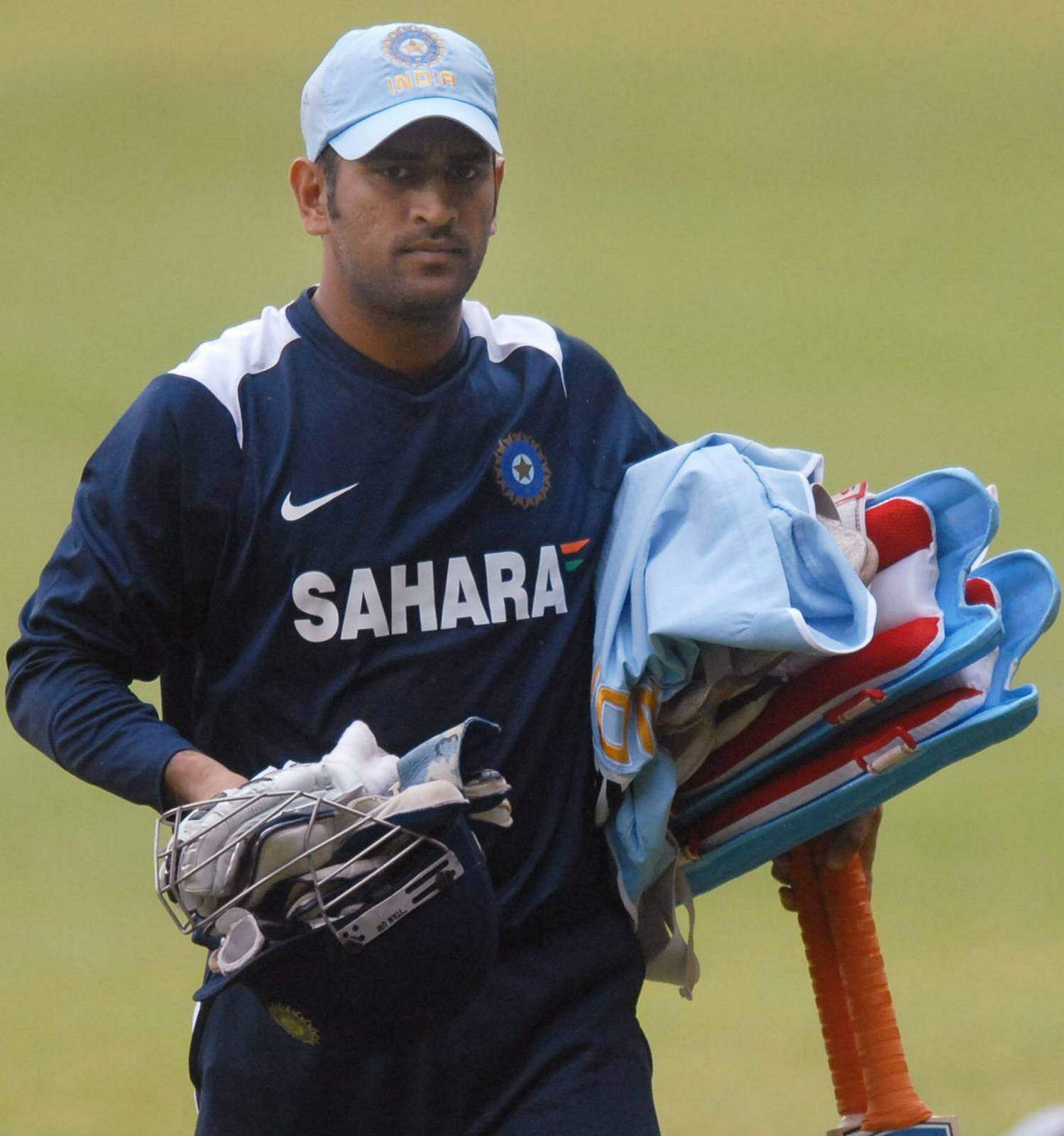 All these facets of the MS Dhoni we know only enhance his vibrant personality as India's beloved Captain Cool. | PTI