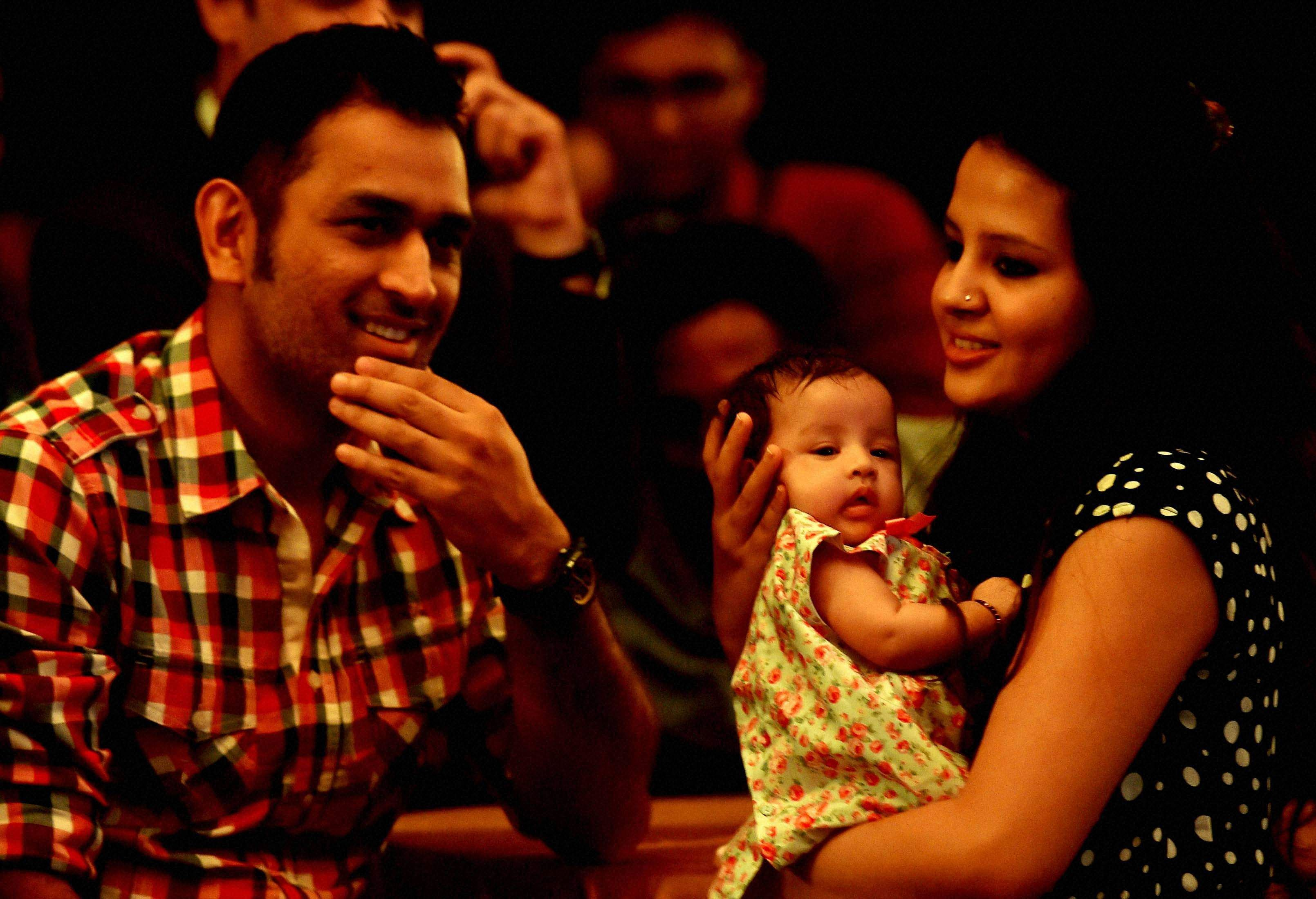Let's start with his family. MS Dhoni began a new chapter in his life when he married his childhood friend, Sakshi Singh Rawat in 2010. The couple recently celebrated their seventh anniversary on July 4. He is known to be a kind husband and a father. | PTI