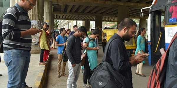 Metro services finally resumed at 11.40 am on Friday, after the Metro employees withdrew their protest. | Jithendra M