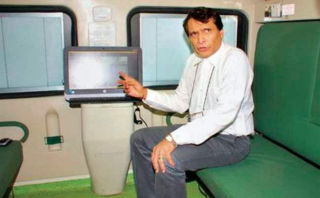 Focus on improving railways infra for seamless traffic movement: Prabhu