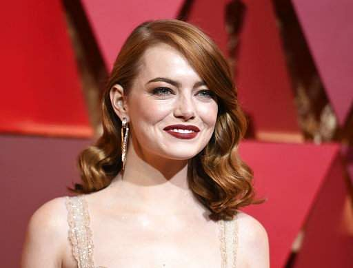 Emma Stone reveals male co-star took a pay cut for her