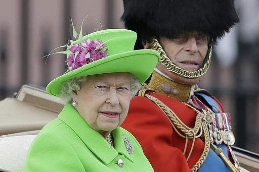 Queen picks Cavalry man as her first black equerry