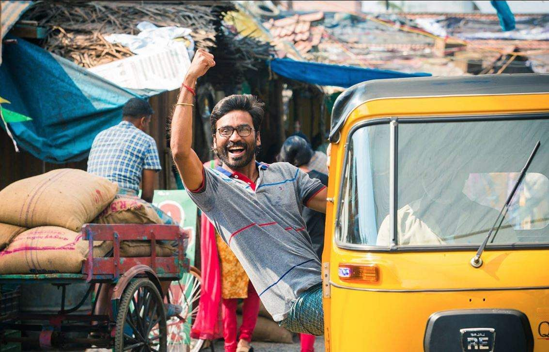 Dhanush starrer VIP 2 to release on August 11